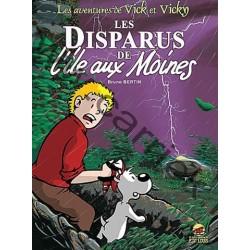 Vick et Vicky – Les disparus de l'Ile aux Moines