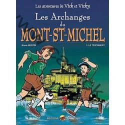 Vick et Vicky – Les archanges du Mont Saint Michel 1