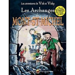 Vick et Vicky – Les archanges du Mont Saint Michel 2