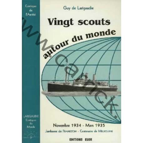 Vingt scouts autour du monde