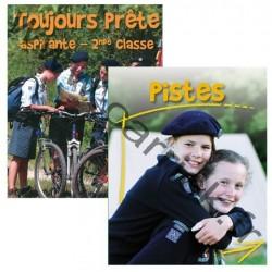 "Lot ""Toujours Prête"" + ""Pistes"""