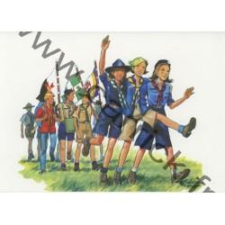 CP -  Fraternité scoute