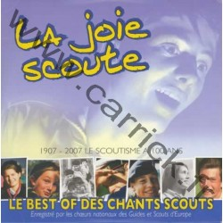 CD La joie scoute - Best of centenaire
