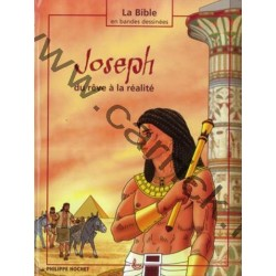 Joseph,  du rêve à la...