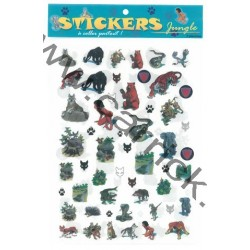 Stickers Jungle