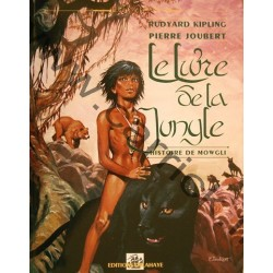 Livre de la jungle - illustré