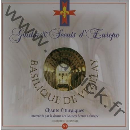 CD Prendre Jésus par le Coeur  - Vézelay 1997