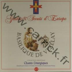 CD Seigneur de Gloire, fais de nous des témoins d'Amour  - Vézelay 1999