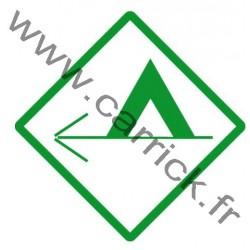 Badge  CAMPEUR –ECLAI EUROPA-