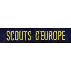 Bande SCOUTS D'EUROPE