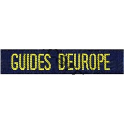 Bande GUIDES D'EUROPE