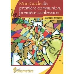 Mon guide de première communion - première confession