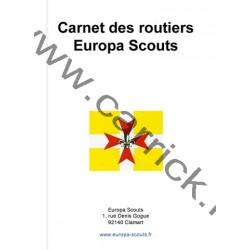 Carnet routier - Europa Scouts