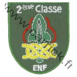 Insigne 2ème classe - ENF