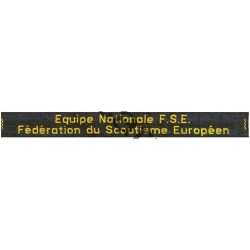Bande EQUIPE NATIONALE