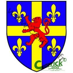 Ecusson - Picardie - Pays...