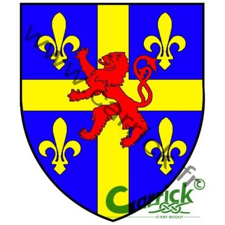 Ecusson - Picardie - Pays de France - GSE