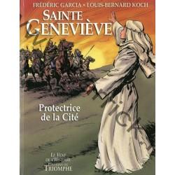 Sainte Geneviève - BD