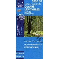Quarré les Tombes - 2822OT