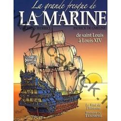 Fresque Marine - tome 1