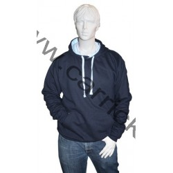 Sweat capuche MARINE