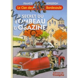 Le secret du tombeau d'Obazine