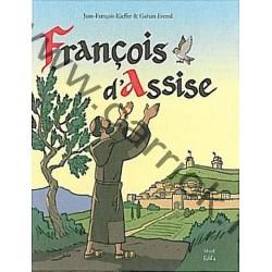François d'Assise - BD