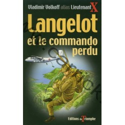 Langelot et le commando perdu