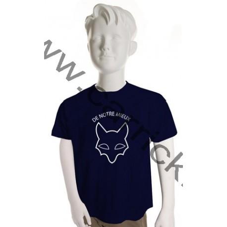 T.Shirt  « De Notre Mieux »