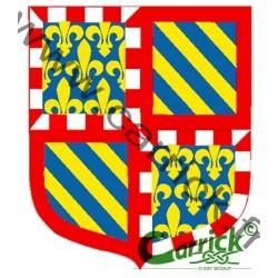 Ecusson - Bourgogne - GSE