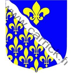 Ecusson - Notre-Dame Royale...