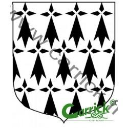 Ecusson - Bretagne - GSE