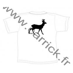 T.Shirt CHEVREUIL