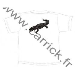 T.Shirt CROCODILE