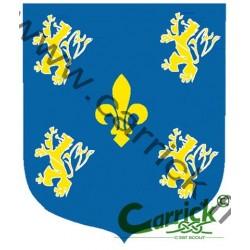 Ecusson - Maine Anjou - GSE