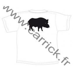 T.Shirt SANGLIER