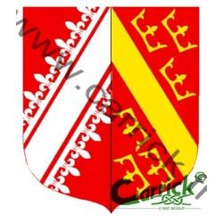 Ecusson - Alsace - GSE