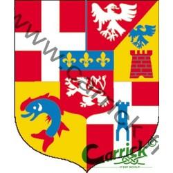 Ecusson - Lyonnaise - GSE
