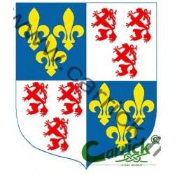 Ecusson - Picardie Artois