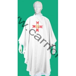Lot Chasuble + Etole  blanche - GSE