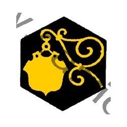 Badge éclaireur GSE - art...