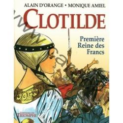 Clotilde – BD