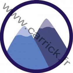 Badge Alpiniste - ENF
