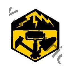 Badge éclaireur GSE - bâtiment