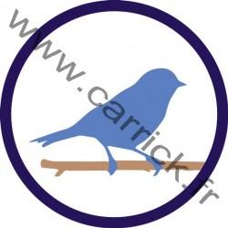 Badge Ornithologue - ENF