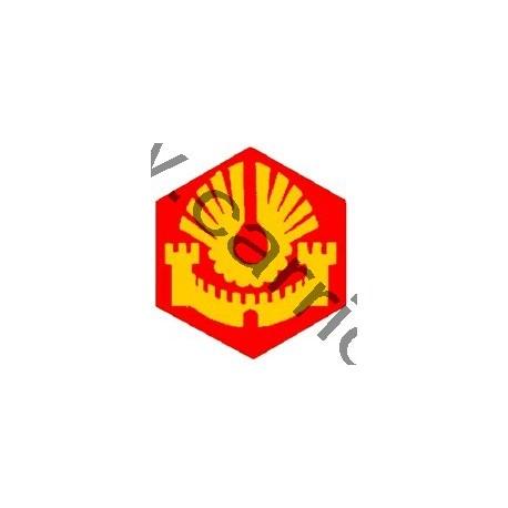 Badge éclaireur GSE - cité