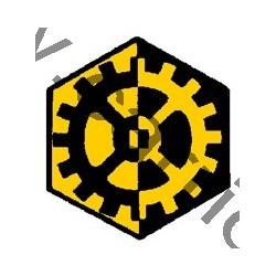Badge éclaireur GSE - mécanique