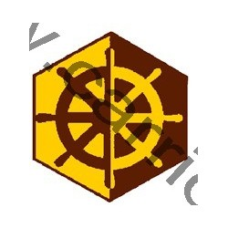 Badge éclaireur GSE - mer