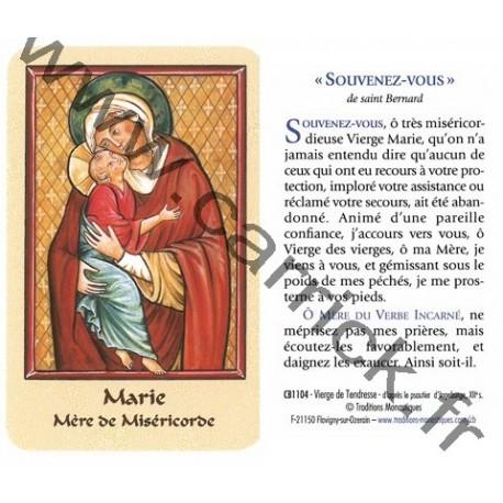 Prière en poche –  Souvenez-vous