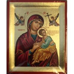 Icône Vierge de la Passion